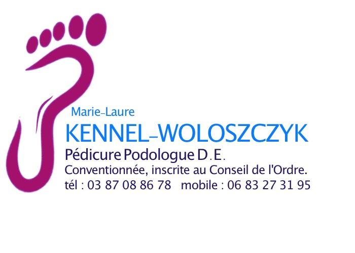 Me KENNEL WOLOSZCZYK Logo
